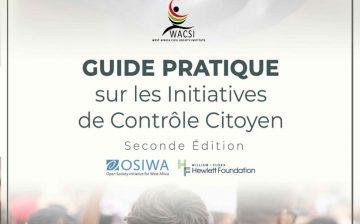 Guide Pratique sur les Initiatives de Contrôle Citoyen (2ème édition)