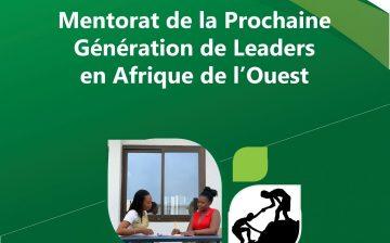 Mentorat de la Prochaine Génération de Leaders en Afrique de l'Ouest