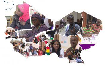 Renforcement de La Collaboration des Parties Prenantes pour élargir L'Espace Civique en Afrique de l'Ouest