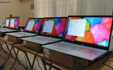WACSI et TechSoup font don de 102 ordinateurs portables à 40 OSC de sept pays